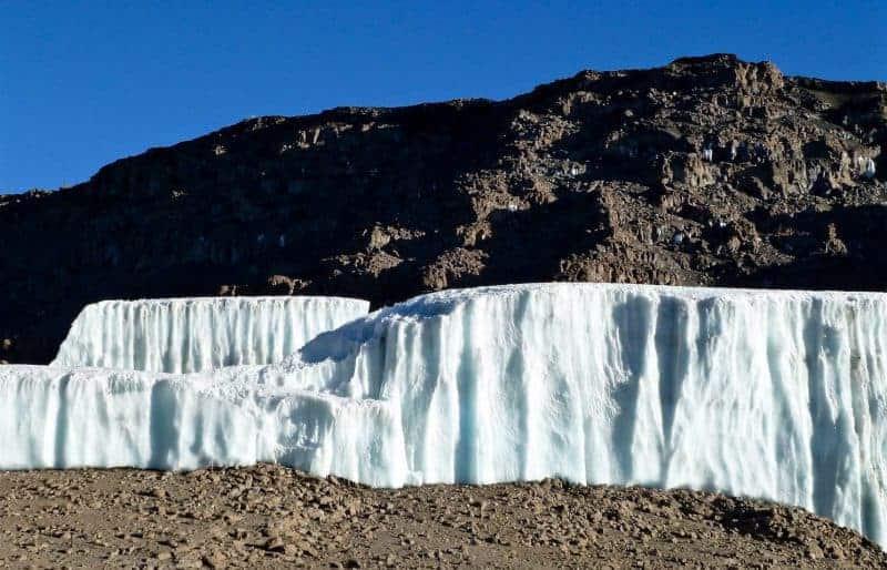 Glacier Crater Camp Kilimanjaro
