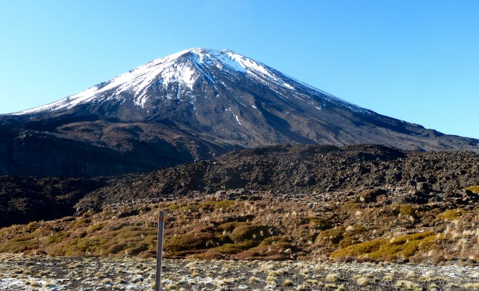 tongariro views