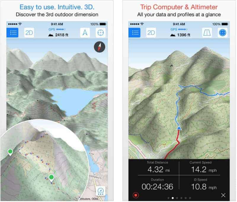 Best Hiking Apps 2019: A Technophobe's Guide to High-Tech Hiking