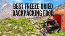Best Freeze Dried Backpacking Food 2018