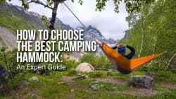 How to Choose the Best Backpacking Hammock 2018