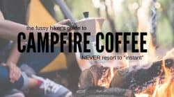 Camp Coffee: How to Stay Caffeinated on the Trail