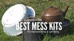 Mess Kits for Backpacking & Camping
