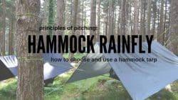 Best Hammock Tarp (Rainfly)