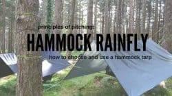 Best Hammock Tarp (Rainfly)