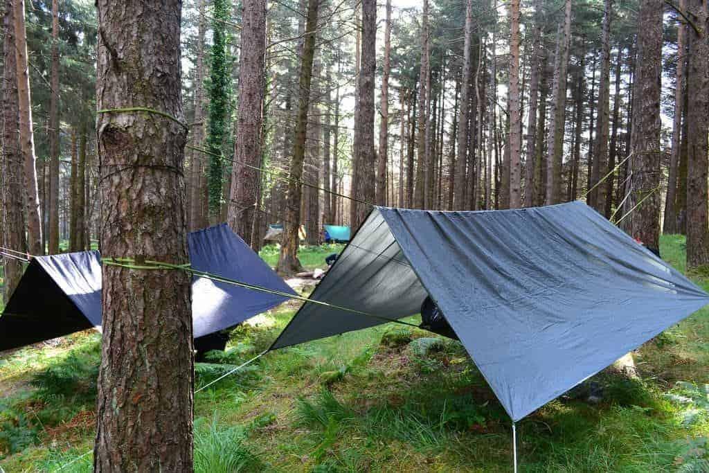 hammock camping made easy