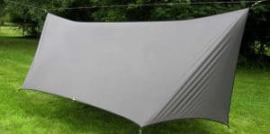 winter hammock tarp