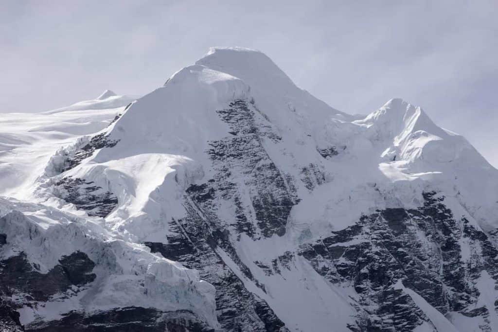 Mera Peak, Nepal, a non-technical winter peak
