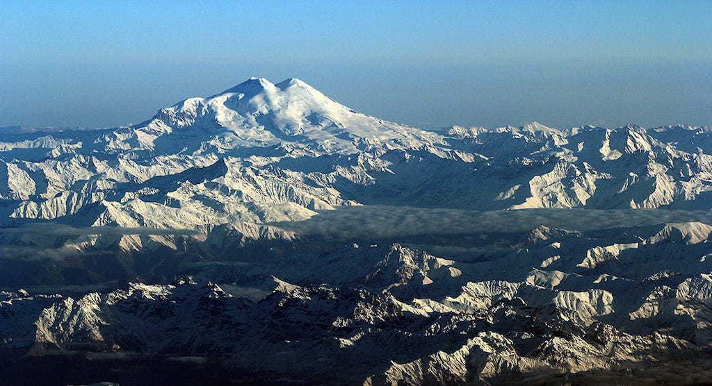 Mt Elbrus a challenging non-technical climb