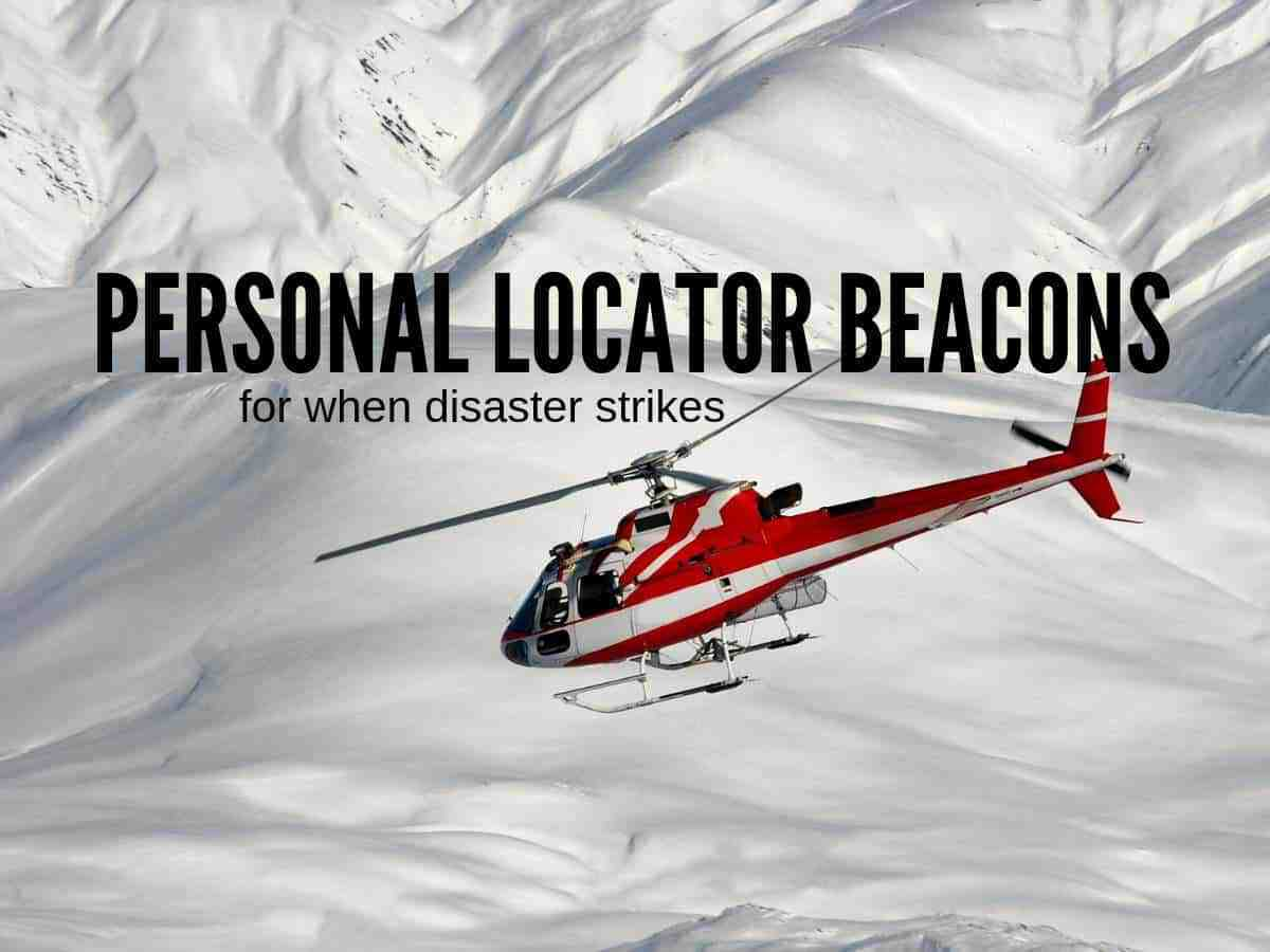 helicopter in emergency mountain rescue