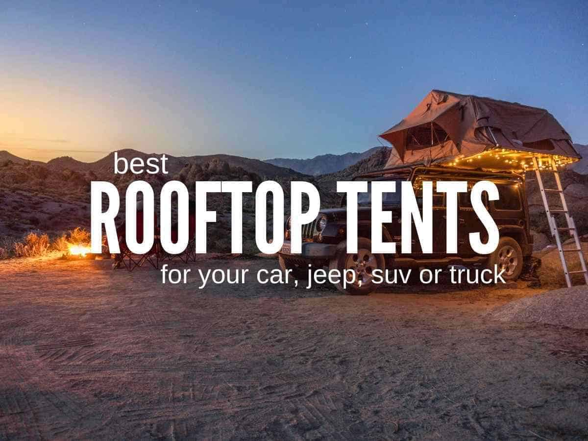 Camping with Rooftop Tent Reviews
