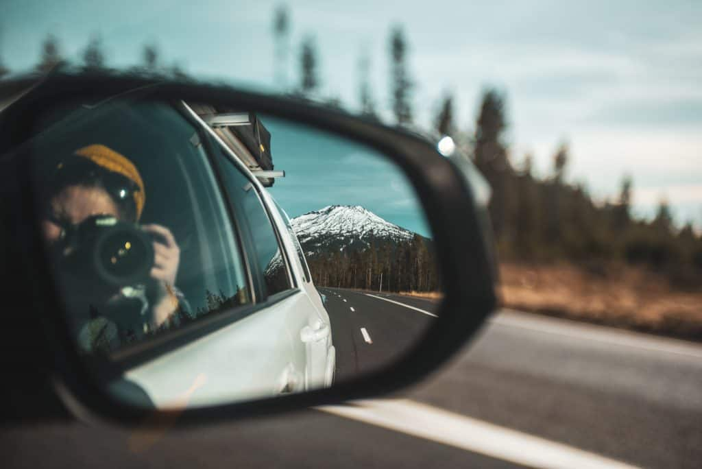 camping and hiking adventures by car