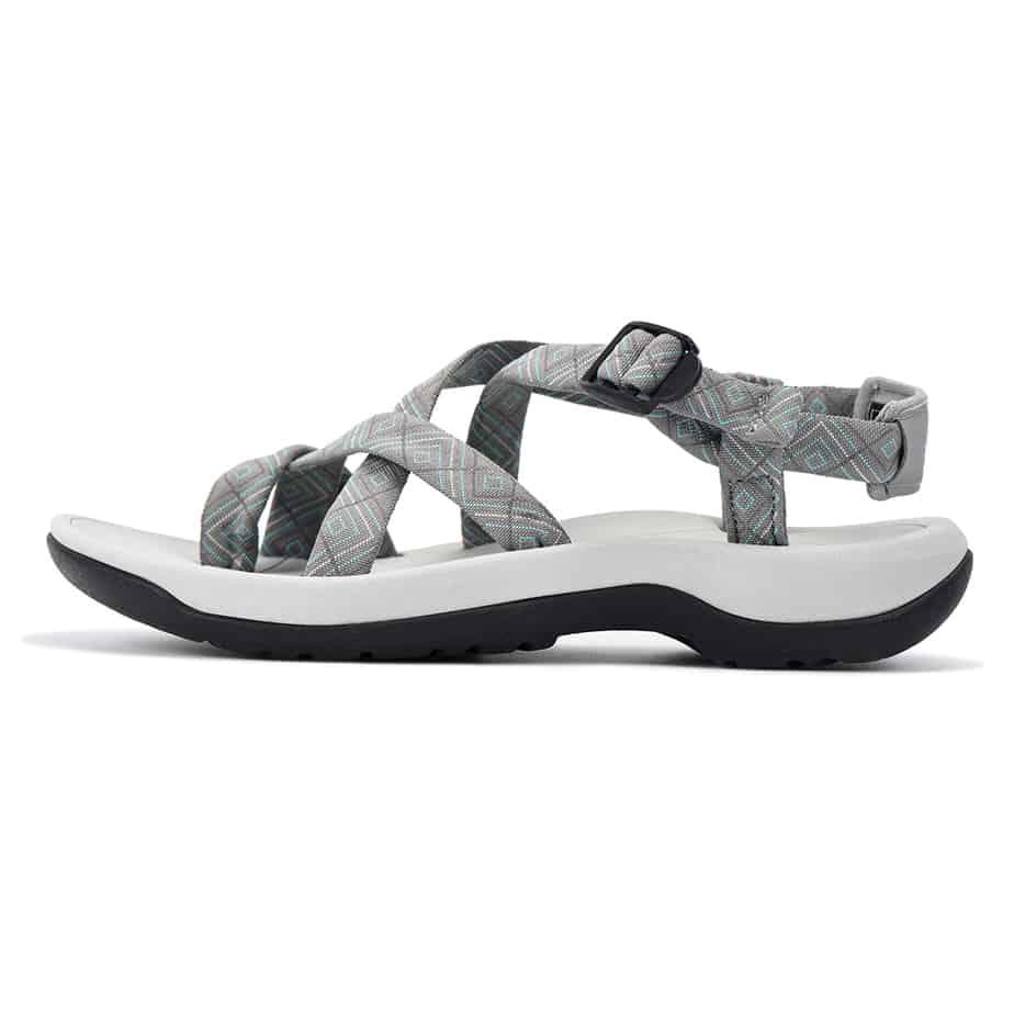 Viakix Grey Cortona Sandal