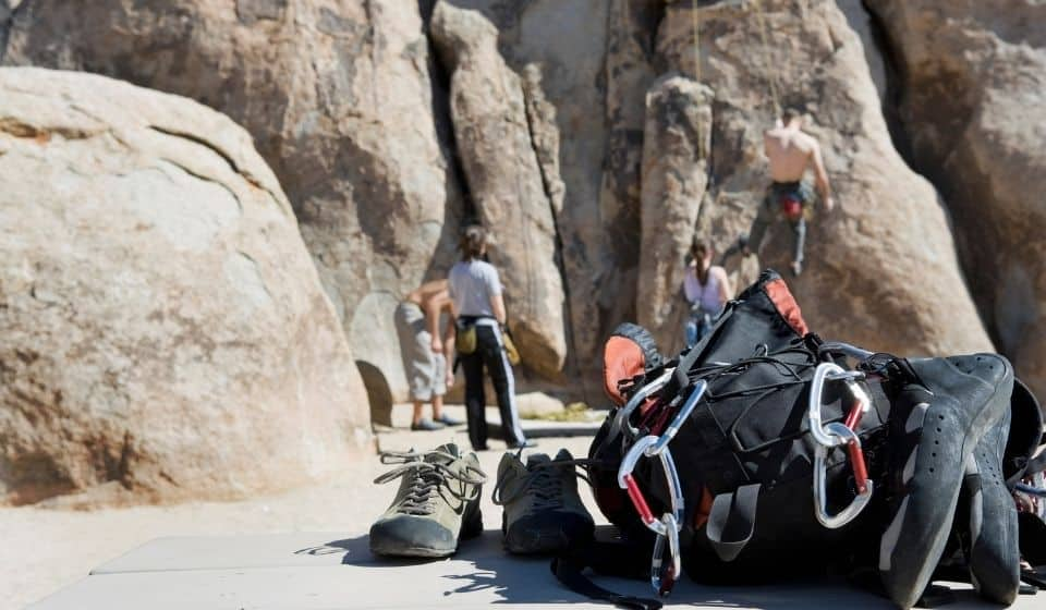 must have bouldering gear before you climb