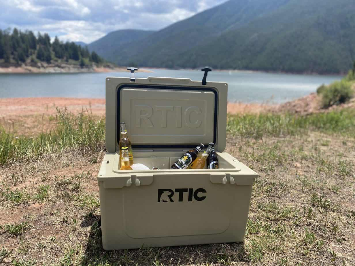 ritc 45 qt holds 36 cans