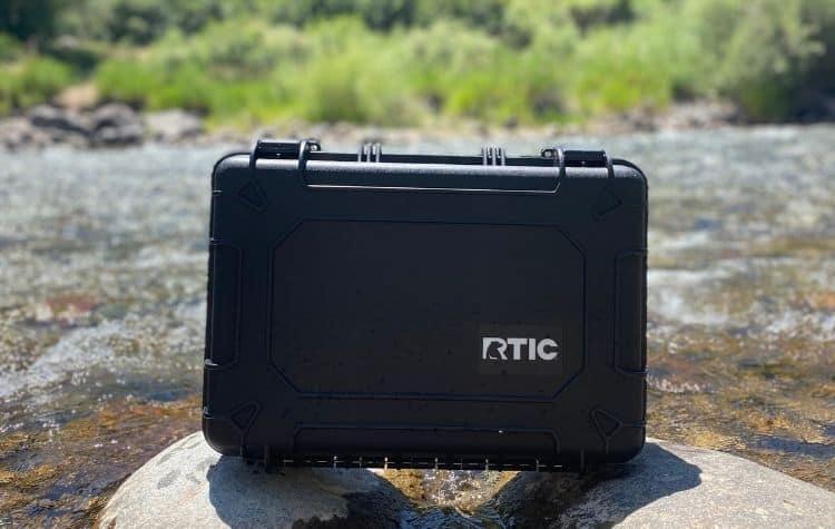 RTIC waterproof hard case 16