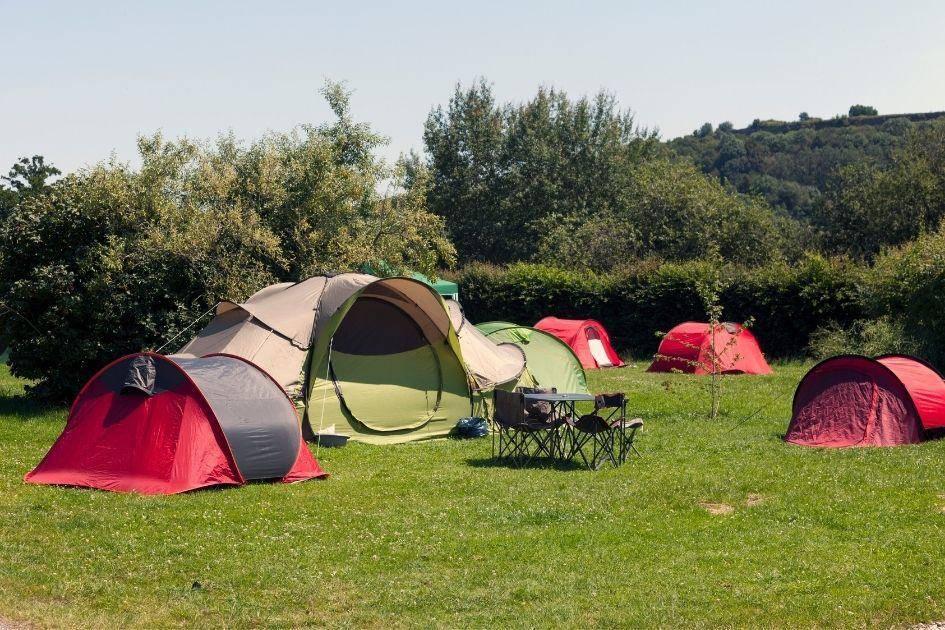 Tent types
