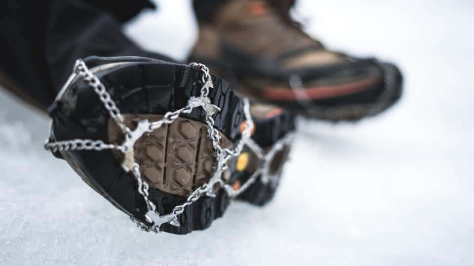 crampon microspikes