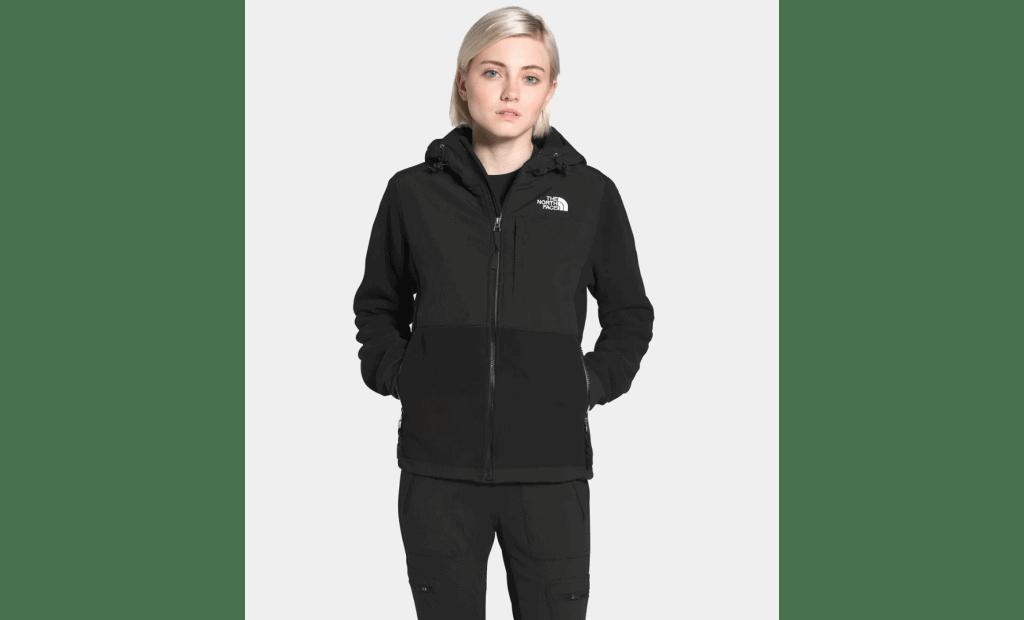 Denali 2 hoodie black