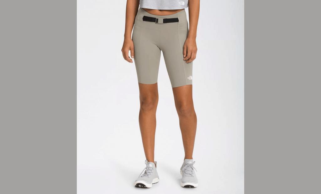 North Face waist pack Shorts
