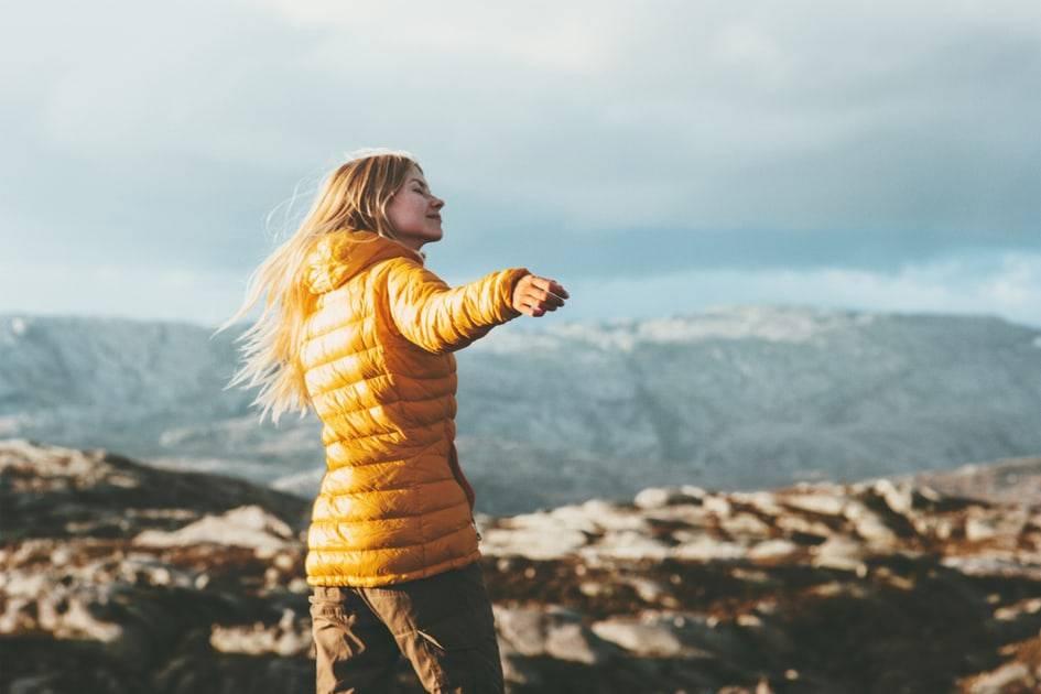 Hiking Down jackets